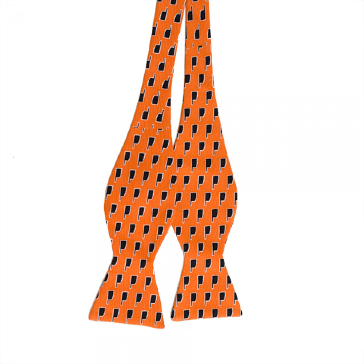 Orange OK Gameday Bow